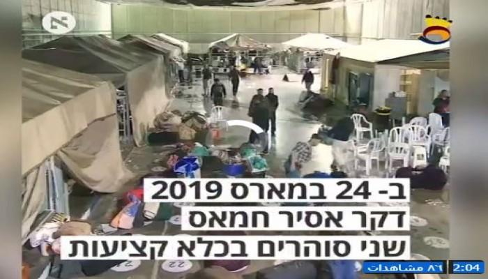 اعتداء وحشي على الأسرى الفلسطينيين بسجن النقب