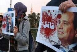 """تعليمات للأذرع الإعلامية للإشادة بـ""""إنسانية"""" قائد الانقلاب!"""