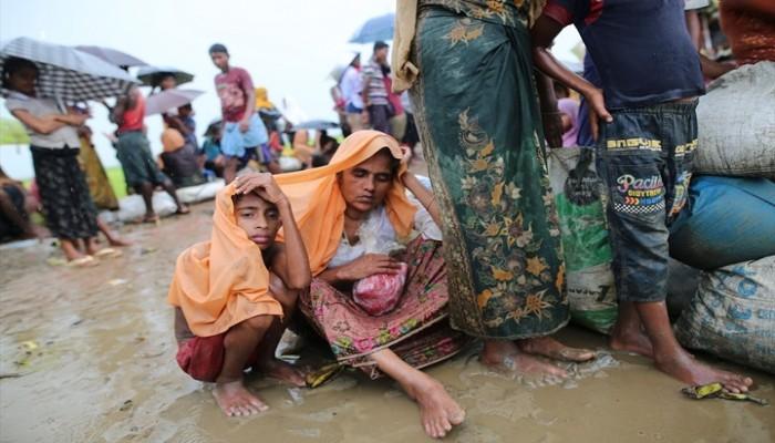 معارضو الانقلاب العسكري في ميانمار يبدون تأييدا لافتا لحقوق الروهينجا