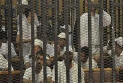 قضاء الانقلاب يحكم بالسجن 3 سنوات بحق 13 معتقلا بالشرقية