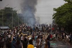 الأمم المتحدة: نزوح 10 آلاف ميانماري إلى الحدود مع الهند وتايلاند