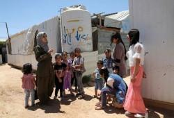 مفوضية اللاجئين: نصف السوريين محرومون من وطنهم ومعاناة بأربع دول عربية أخرى