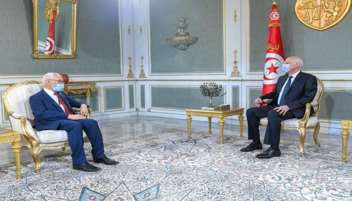 تونس.. حركة النهضة تأمل بحلحلة الأزمة بعد لقاء الغنوشي ـ سعيّد