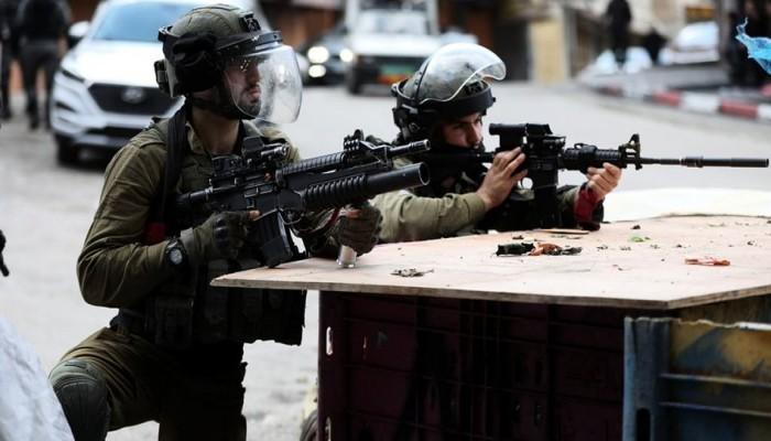 مواجهات مع الاحتلال جنوبي بيت لحم