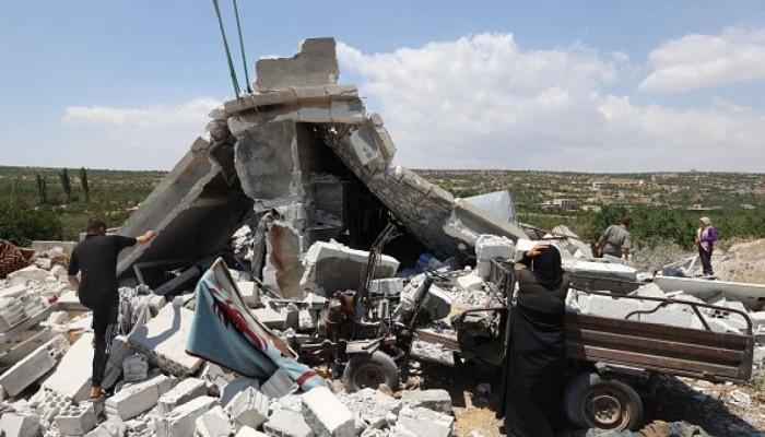 سورية.. مجزرة جديدة للنظام بإدلب في ثالث أيام عيد الأضحى