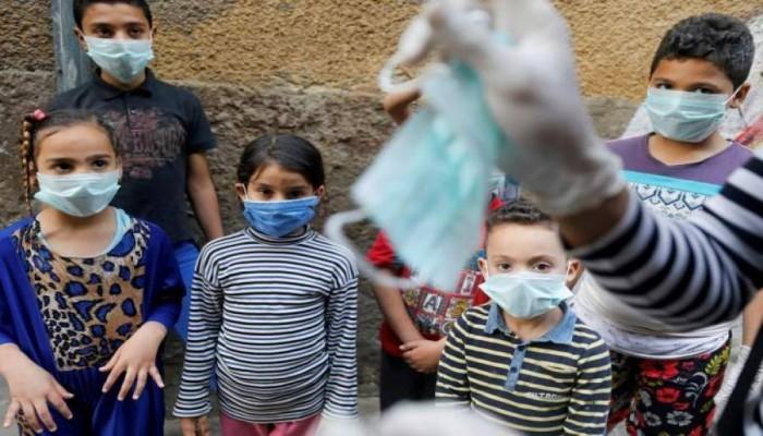 متحور دلتا بلس يستهدف الأطفال في مصر