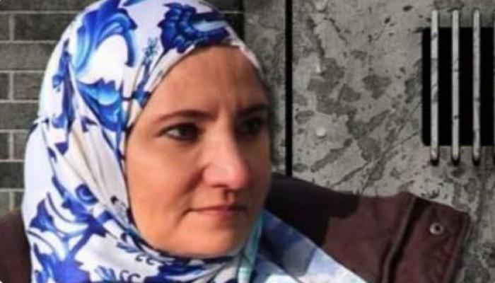 السيدة علا القرضاوي تدخل يومها العاشر من الإضراب عن الطعام
