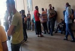 إضراب عمال شركة لورد إنترناشيونال بالإسكندرية للمطالبة بمستحقاتهم المالية
