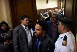 جمال عيد عن التحقيق معه: أكاذيب ورغبة في الانتقام