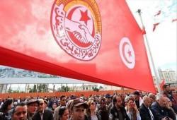 تونس.. اتحاد الشغل يدعو لتأمين وثائق مؤسسات البلاد