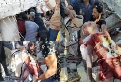 سورية.. النظام يقتل 16 مدنيا بينهم أطفال بمجرزة في درعا