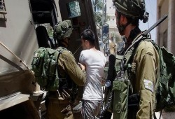 الاحتلال يعتقل 9 مواطنين بالضفة والقدس بينهم 5 أطفال