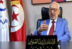 تونس.. الغنوشي يتعرض لوعكة صحية خفيفة