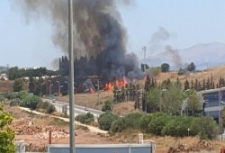 العدو الصهيوني يواصل قصف جنوب لبنان