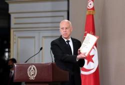تونس.. تصاعد الرفض لاعتزام سعيّد تعليق الدستور.. ودعوات للتحرك